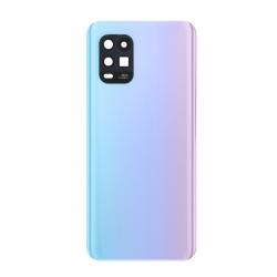 Vitre arrière compatible pour Xiaomi Mi 10 lite Rose photo 2