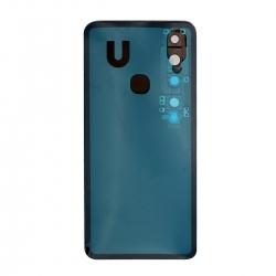 Vitre arrière compatible pour Xiaomi Mi 10 Or Rose photo 1