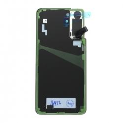 Vitre arrière pour Samsung Galaxy S21+ Phantom Gold_photo2