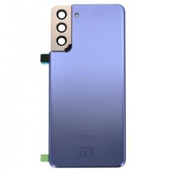 Vitre arrière pour Samsung Galaxy S21 Phantom Violet_photo1