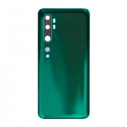 Vitre arrière compatible pour Xiaomi Mi Note 10 et Mi Note 10 Pro Vert Boréal photo 1