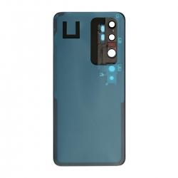 Vitre arrière compatible pour Xiaomi Mi Note 10 et Mi Note 10 Pro Vert Boréal photo 2