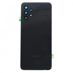 Vitre arrière pour Samsung Galaxy A32 5G Awesome Black_photo2