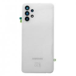 Vitre arrière pour Samsung Galaxy A32 5G Awesome White_photo2