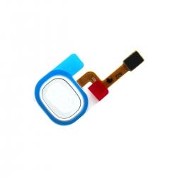 Lecteur d'empreinte digitale pour Samsung Galaxy A21s Blanc_photo1