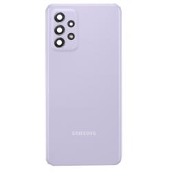 Vitre arrière pour Samsung Galaxy A72 Awesome Violet photo 1