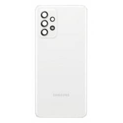 Vitre arrière pour Samsung Galaxy A72 Awesome White photo 1