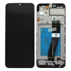 Bloc écran PLS LCD pré-monté sur châssis pour Samsung Galaxy A02s_photo1
