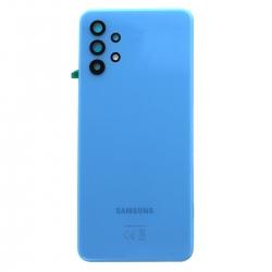 Vitre arrière pour Samsung Galaxy A32 5G Awesome Blue_photo1