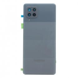 Vitre arrière pour Samsung Galaxy A42 Gris_photo1