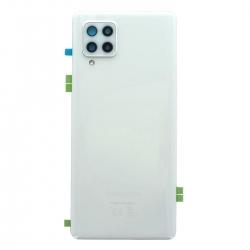 Vitre arrière pour Samsung Galaxy A42 Blanc_photo1
