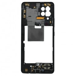 Châssis Intermédiaire pour Samsung Galaxy A42 Noir_photo2