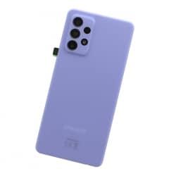Vitre arrière pour Samsung Galaxy A52 Awesome Violet_photo1