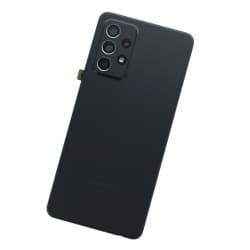 Vitre arrière pour Samsung Galaxy A52 Awesome Black_photo1