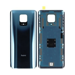 Vitre arrière pour Xiaomi Redmi Note 9S Gris Interstellaire photo 1