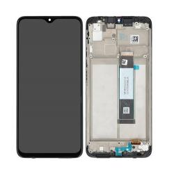 Bloc écran IPS LCD et vitre pré-montés sur châssis pour Xiaomi Poco M3 photo 1