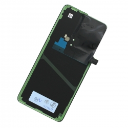 Vitre arrière pour Samsung Galaxy S21 Ultra Phantom Titanium