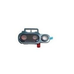 Lentille caméra arrière pour Huawei P20 Pro bleue photo 0