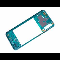Châssis intermédiaire pour Samsung Galaxy A30s - Vert photo 1