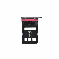 Rack SIM pour Huawei P40 Pro - Noir photo 0