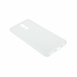 Housse silicone Ultra fine pour Samsung A31 - Transparent photo 0