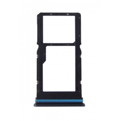 Rack SIM pour Xiaomi Mi 10T Lite - Noir photo 0