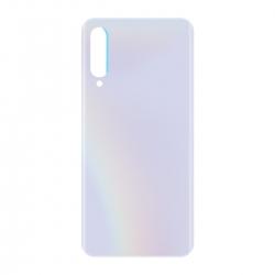 Vitre arrière compatible pour Xiaomi Mi 9 Lite Blanc photo 1