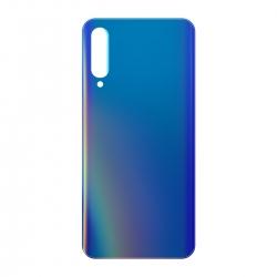Vitre arrière compatible pour Xiaomi Mi 9 Lite Bleu photo 1