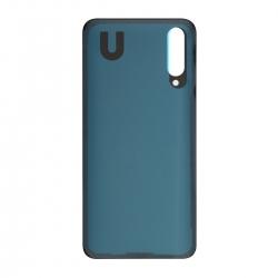 Vitre arrière compatible pour Xiaomi Mi 9 Lite Bleu photo 2