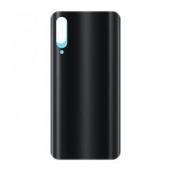 Vitre arrière compatible pour Xiaomi Mi A3 Noir photo 1