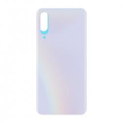 Vitre arrière compatible pour Xiaomi Mi A3 Blanc photo 1
