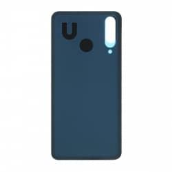 Vitre arrière compatible pour Xiaomi Mi A3 Blanc photo 2