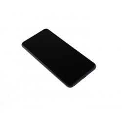 Bloc écran vitre + AMOLED pré-monté sur châssis pour Xiaomi Mi 11 Lite Noir photo 1