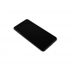 Bloc écran vitre + AMOLED pré-monté sur châssis pour Xiaomi Mi 11 Lite 5G Noir photo 1