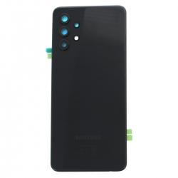 Vitre arrière pour Samsung Galaxy A32 (SM-A325F) Noir_photo1