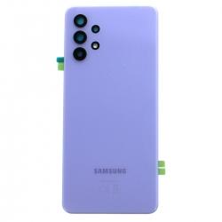 Vitre arrière pour Samsung Galaxy A32 (SM-A325F) Lavande_photo1