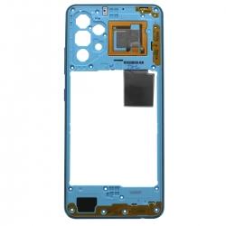 Châssis Intermédiaire pour Samsung Galaxy A32 Bleu_photo1