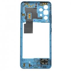 Châssis Intermédiaire pour Samsung Galaxy A32 Bleu_photo2
