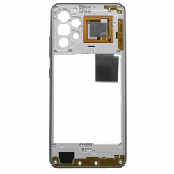 Châssis Intermédiaire pour Samsung Galaxy A32 Blanc_photo1