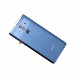 Vitre arrière originale d'occasion pour Huawei Mate 10 Pro - Bleu photo 0