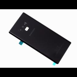 Vitre arrière originale d'occasion pour Samsung Galaxy Note 9 - Noir photo 0