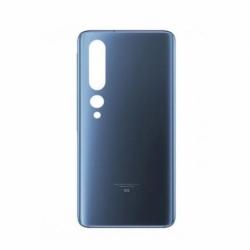 Vitre arrière originale d'occasion pour Xiaomi Mi 10 5G / Mi 10 Pro 5G - Gris photo 0