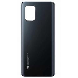 Vitre arrière originale d'occasion pour Xiaomi Mi 10 Lite - Noir photo 0