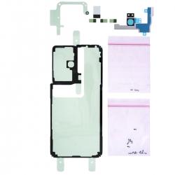 Set de sticker et de vis pour vitre arrière du Samsung Galaxy S21 Ultra photo 0