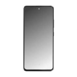 Bloc écran Super Amoled et vitre pré-montés sur châssis pour Samsung Galaxy A51 5G Noir photo 1