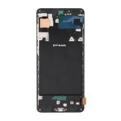 Ecran complet avec châssis pour Samsung Galaxy A71 photo 2