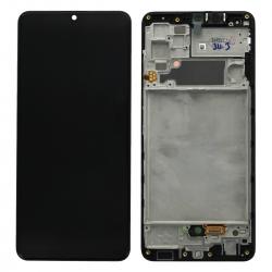 Bloc écran Super AMOLED pré-monté sur châssis pour Samsung Galaxy A32_photo1