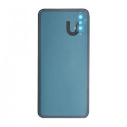 Vitre Arrière compatible Xiaomi Mi 8 Pro Bleu photo 2