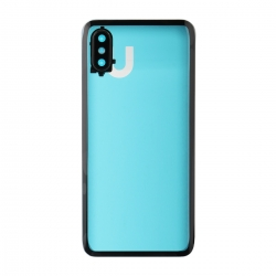 Vitre Arrière compatible Xiaomi Mi 8 Pro Transparent photo 1