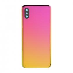 Vitre Arrière compatible Xiaomi Mi 8 Pro Or photo 1